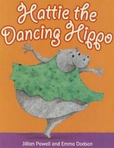 Hattie-the-Dancing-Hippo-by-Jillian-Powell-Paperback-2014