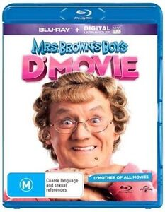 Mrs. Brown's Boys D'movie Blu-ray RB