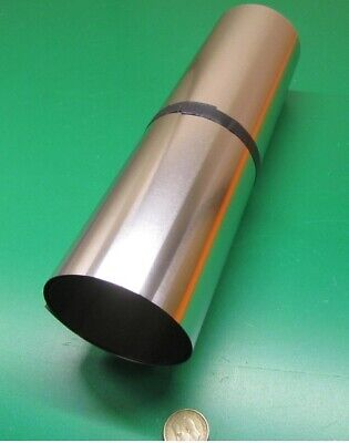 316 Stainless Steel Sheet Soft  .004 Thick X 12.0 Width X 50.0 Length