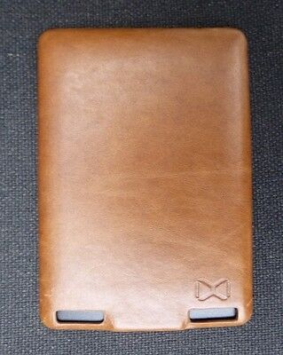 Leather Hardshell Cover for Kindle Touch case jacket  Bargain Sale