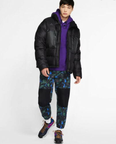 NIKE ACG DOWN GORE-TEX JACKET SZ: MNS LARGE #CD7660 010 RETA