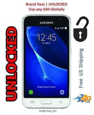 New Unlocked | Samsung Galaxy Express 3 | No Contract | 4GLTE | Intl Shipping