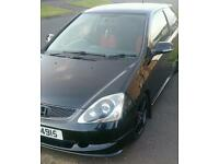 Honda Civic Sport vtec 1.6 Type R rep