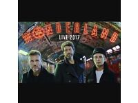 2 Newcastle Take That Standing tickets, 8 May