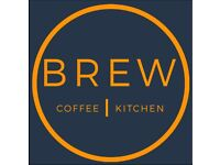 Passionate Barista, chef or cook, floor staffst