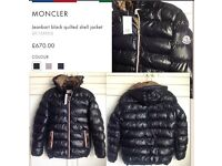Moncler jackets not stone island polo armani versace