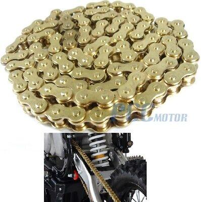 420 GOLD CHAIN 102 LINK COOLSTER TAOTAO SDG DHZ PIT DIRT BIKE ATV M CH04