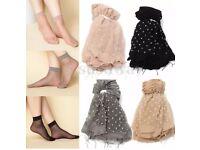 10 pairs ladies girls tights socks