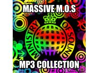 MOS. MASSIVE COLLECTION MP3