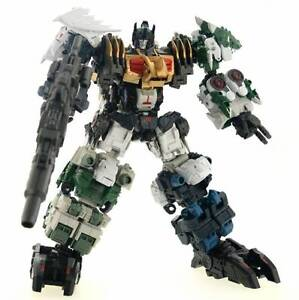 Transformers Fansproject Dino Combiner Saurus Ryu-Oh