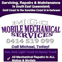 MGC Mobile Mechanical Services Logan Area Preview