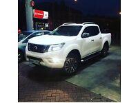 New Nissan navara for sale 66 plate