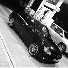 Mercedes C320 CDI Sport AMG Rep