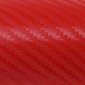 32-88-m-50cm-x152cm-Oracal-975CA-Carbono-305-Geranios-Rojo-Pelicula-Auto