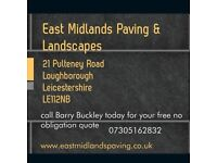 Block Paved / Tarmac driveways / gravelled drives Loughborough , Leicester , Shepshed , Coalville