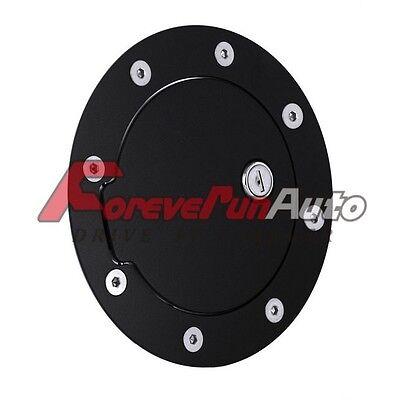 Fuel Gas Door W/ Lock for GMC Chevy Sierra Silverado 1500 1500HD 2500 3500 New