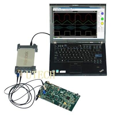 Hantek 6000be Series Pc Usb 2ch Digital Oscilloscope 20mhz To 200mhz 48-250msas