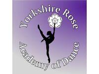 Dance Classes is York