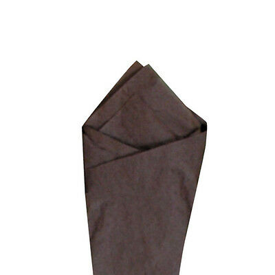 Brown Quality Premium Grade Color Tissue Paper 20 X 30 24 Sheets Pack