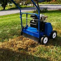 Power Raking/Power Vacuum/Aerate Specials!