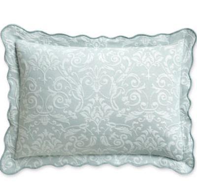 Royal Velvet Standard Pillow Sham Coralie Damask 20