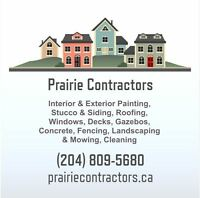 Professional and Affordable Contractors - Free Estimate!