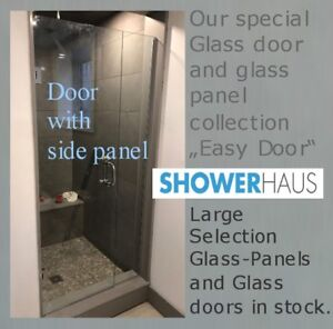 Frameless Glass Shower Enclosure from $ 382.00 Our special Glass