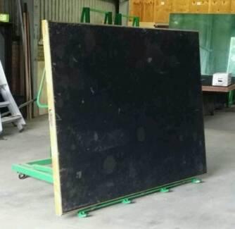 Bremner Glass Equipment Glass Cutting Work Bench Tilt Table