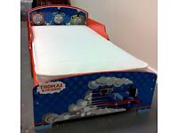 Wooden Thomas and Friends Toddler Bed