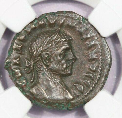 270-275 AD BI Tetradrachm Egypt, Alexandria, Aurelian NGC XF B3