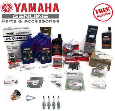 YAMAHA F200TXRB Oil Change Kit Fuel Filter Gear Lube Water Pump Maintenance Kit