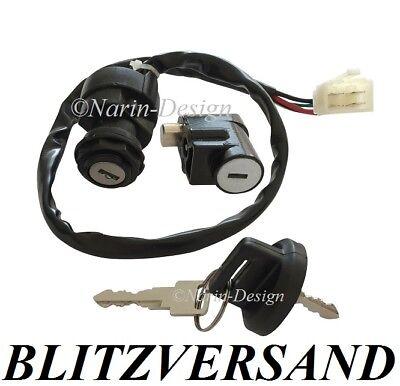 Shineray 250 ST9E STIXE Spyder ATV / Quad  Zündschloss + Lenkradschloss Quad ATV gebraucht kaufen  Hilpischmühle