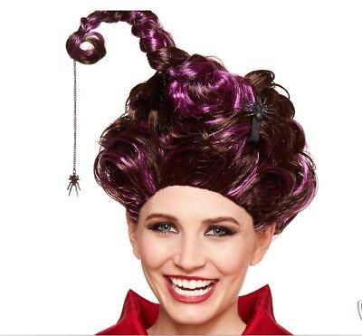 Mary Sanderson Halloween Costume.    -Spider Hair Clips - Disney Hocus - Mary Sanderson Hocus Pocus