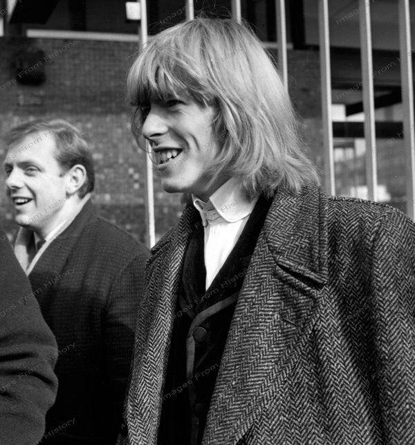 8x10 Print David Bowie known as David Jones 1965 #DBc65