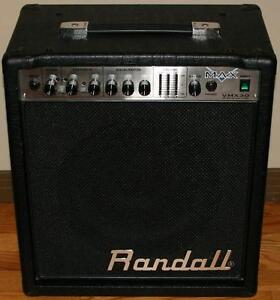 Randall VMX30 Guitar Amp