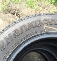 Hankook ipike 195/65R15 winter tires