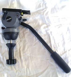 Professional Video Equipment - Miller Fluid Head DS-5 JG1 Sydney City Inner Sydney Preview