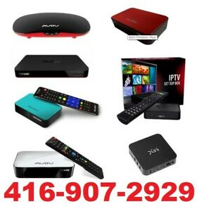 IPTV BOX, ANDROID IPTV , MAG TV IPTV SUBSCRIPTION CAL 4169072929