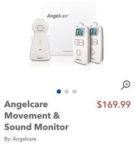 Angelcare baby monitor- brand new