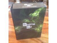Breaking bad complete DVD box set