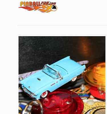 Twilight Zone Car Thunderbird Accessory by Pinball Pro Machine TZ Williams Bally