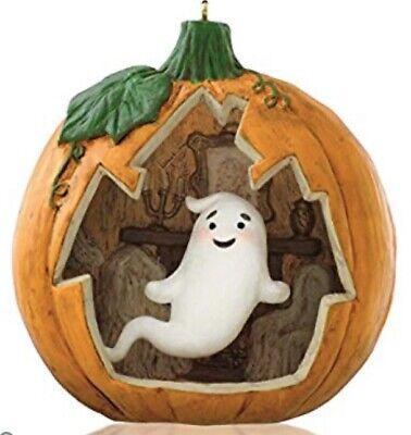 Hallmark 2014 HAPPY HALLOWEEN Keepsake Halloween Ornament # 2 In the Series