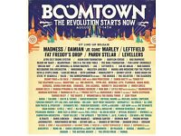 Boomtown Fair, Chapt 8, Price Negotiable