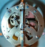 Mechanical Clock Maintenance and Repair