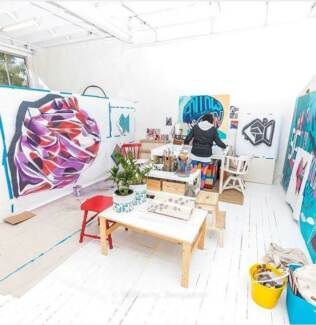 The Art Room - Creative Office Studio Space with Fibre Wifi
