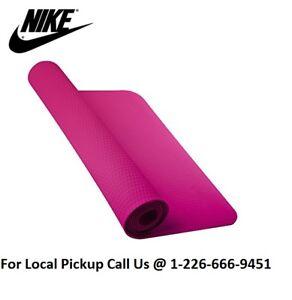 NEW Nike Fundamental Yoga Mat (3Mm, Vivid Pink) -BRAND NEW