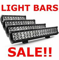 LED LIGHT BARS FROM $29.99!!  **SALE**