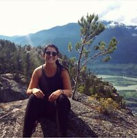 Nanny/childcare available in Sun Peaks, BC