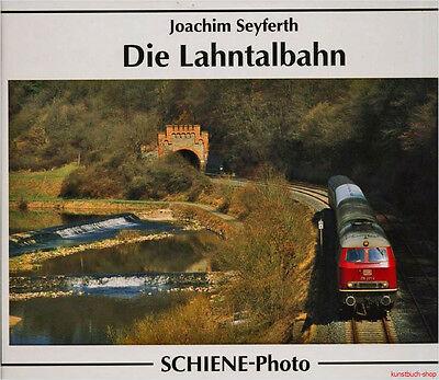 Fachbuch Die Lahntalbahn, Mittelhessen und das Rheinland, viele Bilder, NEU