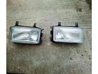 T4 headlights